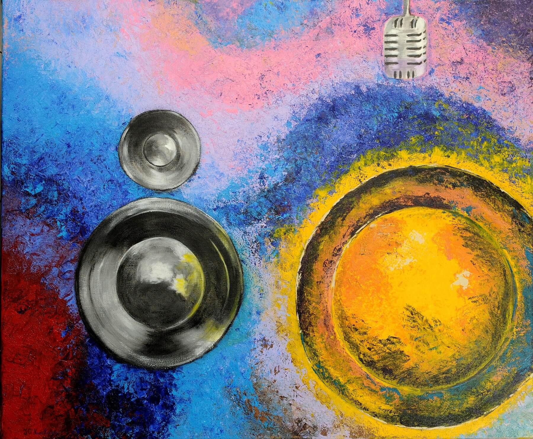 obrazy ręcznie malowane na płótnie, malarstwo olejne