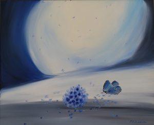 obraz z motylem, dom motyla, obrazy na zamówienie